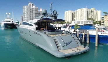 thumbnail photo 2: 2007 Leopard Motor Yacht