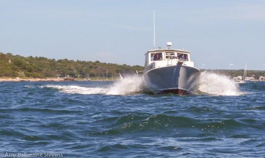 1986 Willard Trawler 40