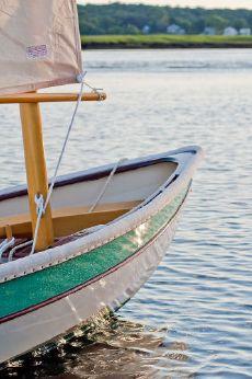 2010 Ballentine's Boat Shop Shellback Dinghy