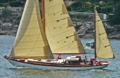 1951 Laurent Giles 47 ft Yawl 1951