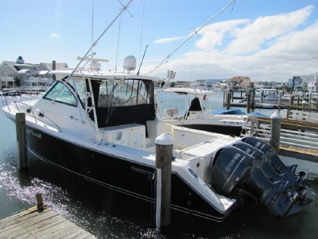 2009 Pursuit 3800 Offshore