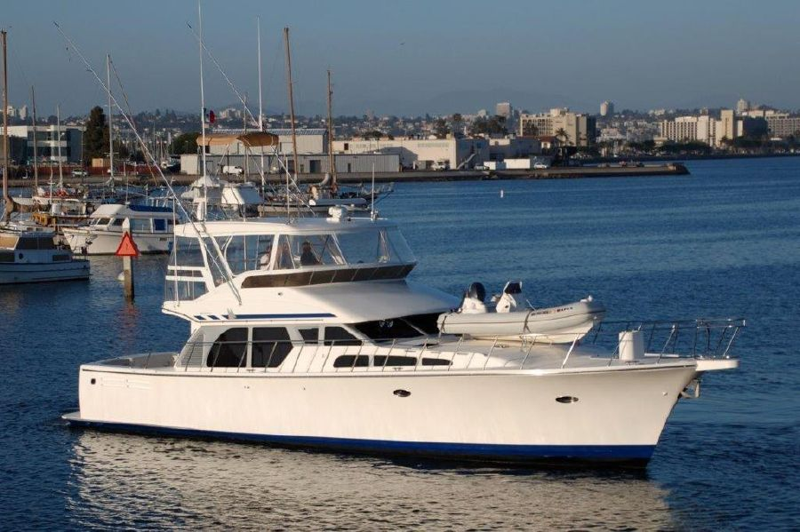 Mikelson 57 Long Range Sportfishing Yacht for sale in Newport Beach