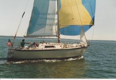 1983 O'day 34 Sloop