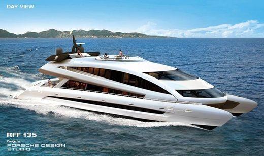 2012 Porsche Design RFF 135 Mega Yacht