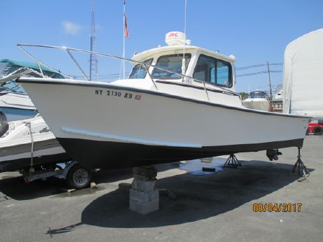 1993 Steiger Craft 25 Chesapeake