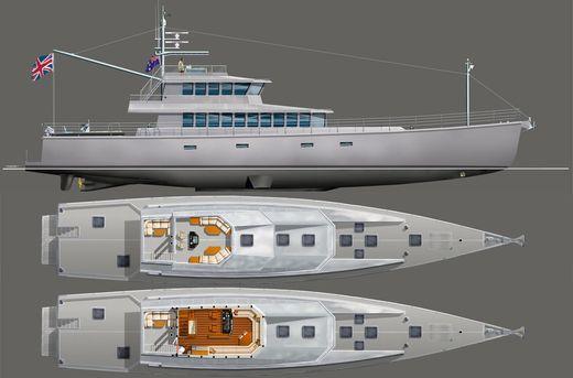2015 Circa Marine FPB 115 Offshore Motor Vessel