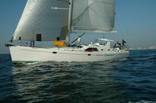 2006 Westerly Marine Perry 59