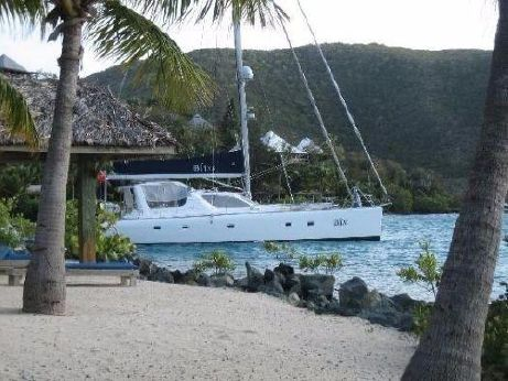 2002 Voyage Yachts 580