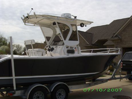 2007 Sportcraft 24 Seastrike