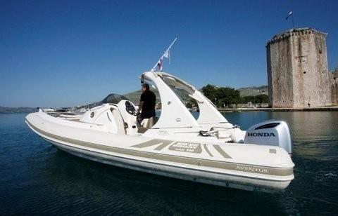 2013 Jokerboat Wide 950
