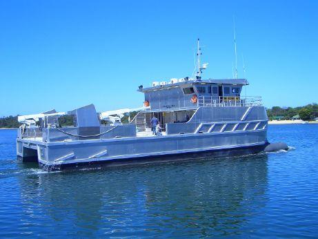 2006 Custom 24m Catamaran