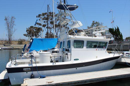2009 Farallon 2800 Whaleback