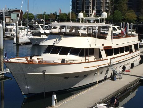 1982 Westport Pilothouse