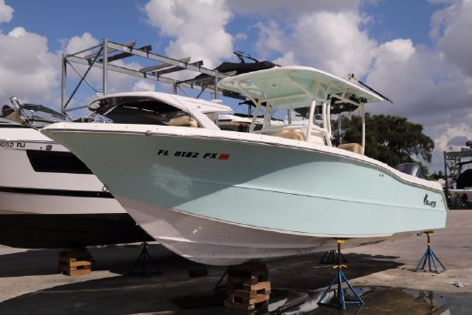 2015 Key West 281CC Billistic