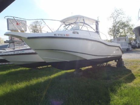2005 (s) Boston Whaler 255 Conquest