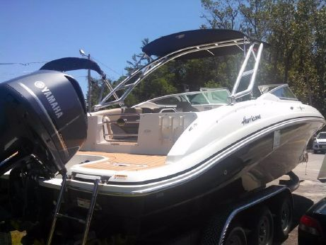2015 Hurricane SD 2690 OB