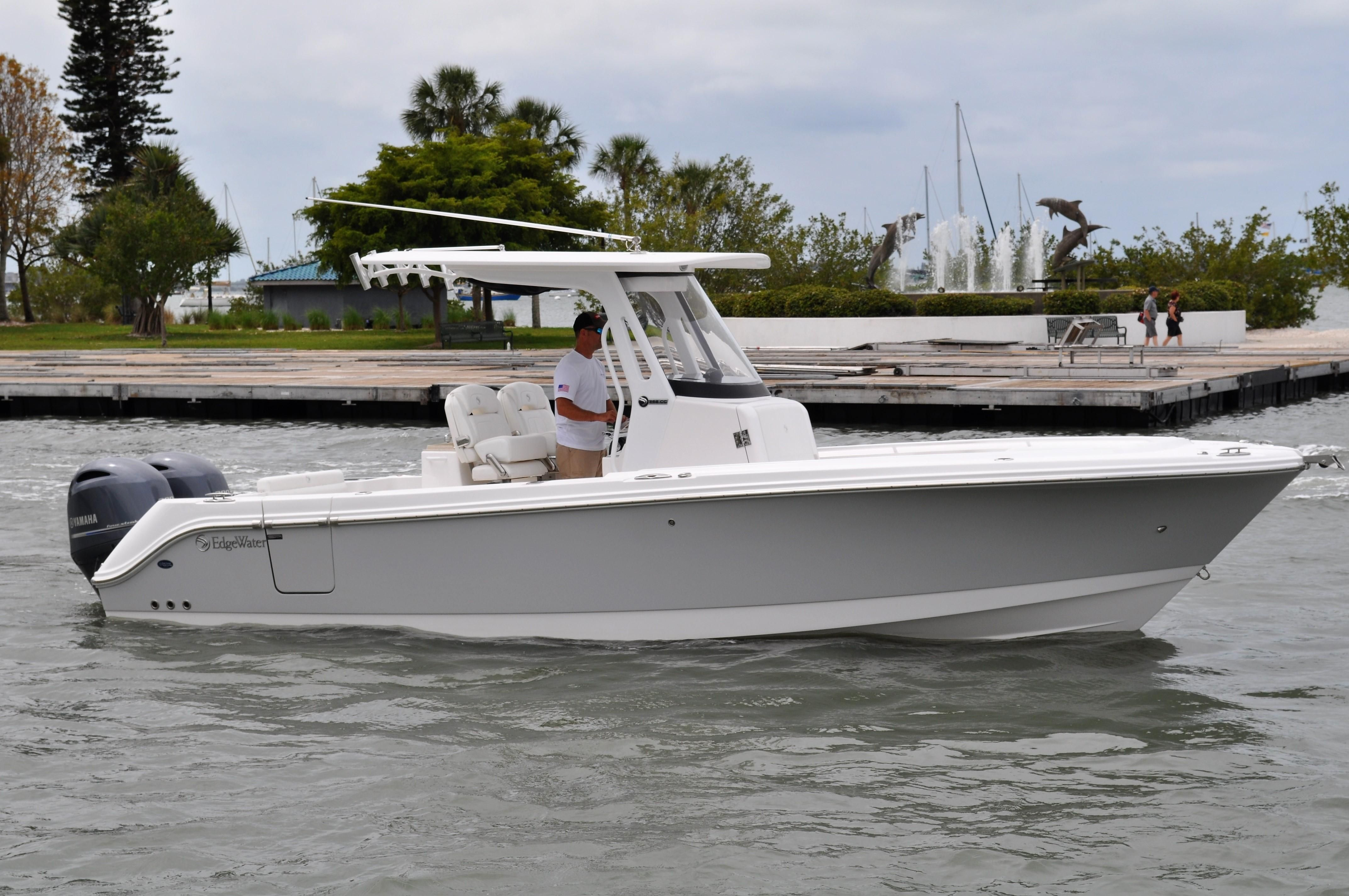 2018 Edgewater 262 Center Console Power Boat For Sale ...