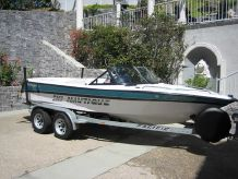 1995 Correct Craft Ski Nautique Open Bow