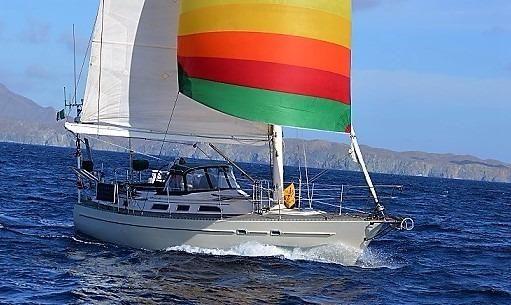 1988 Freedom Yachts 42 CC