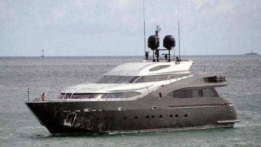 2005 Rodriquez Yachts 38m