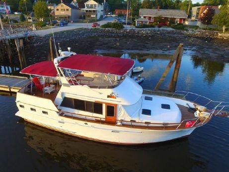 1986 Sea Ranger 46 Trawler