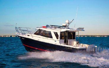 2014 Cutwater 30 Sedan