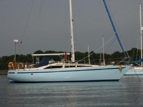 1981 Yamaha 36 Sailing Yacht