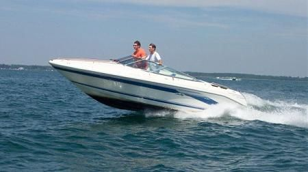 1994 Sea Ray 220 Sunrunner