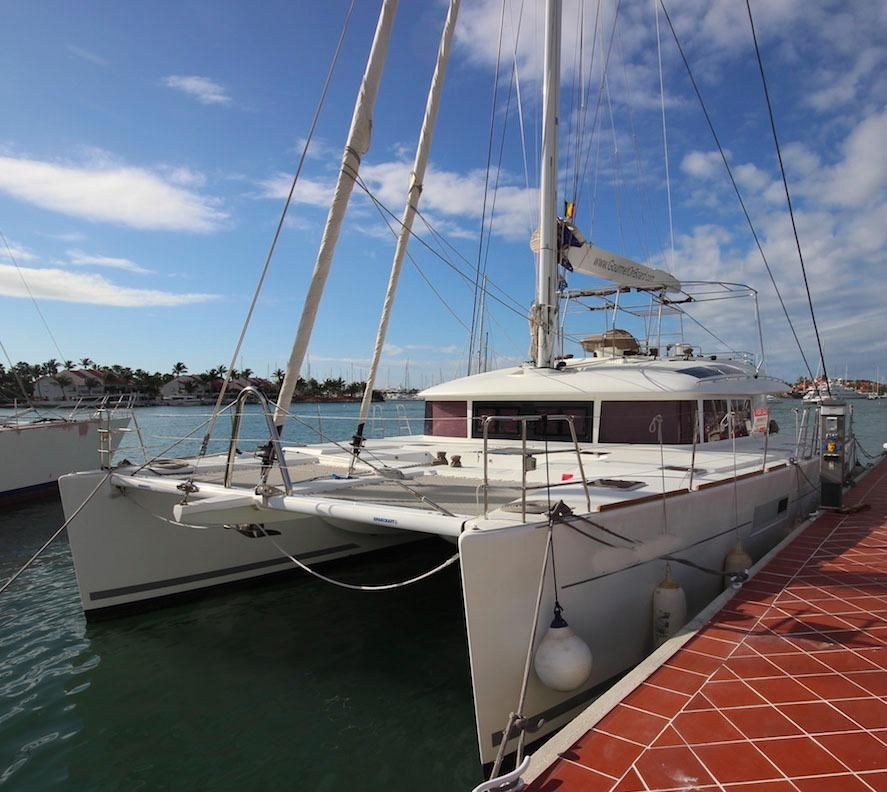 2013 Lagoon 560 Sail Boat For Sale - www.yachtworld.com