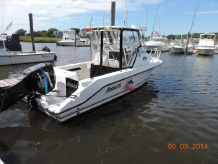 2002 Angler 2500 Walk Around