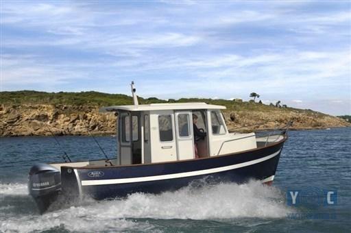 2011 Rhea Marine Timonier 800