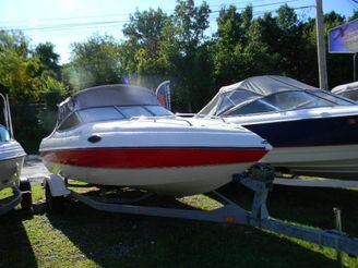 2003 Stingray 200 CS Cuddy