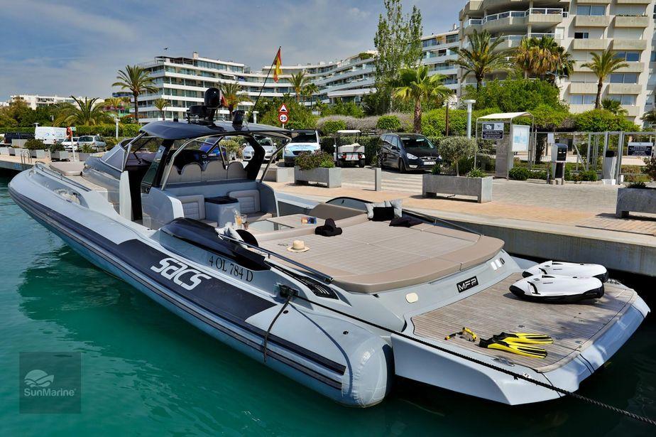 classique chic beau les mieux notés 2014 Sacs Strider 18 Power Boat For Sale - www.yachtworld.com