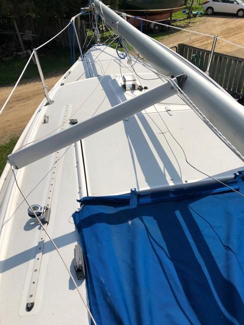 2000 Catalina 250 Sail New and Used Boats for Sale - www