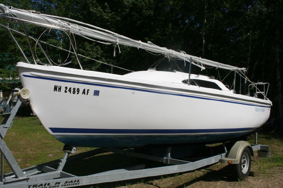 Used Catalina 22 Sport Prices - Waa2