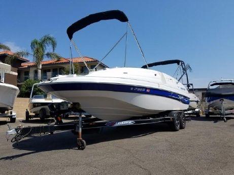 2012 Ebbtide 2500 SS Fun Cruiser SC