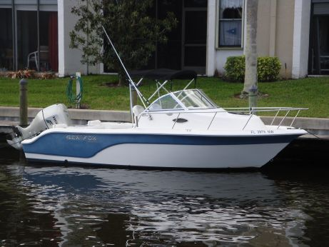 2008 Sea Fox 216WA Pro Series