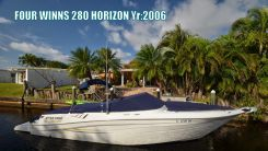 2006 Four Winns 280 Horizon