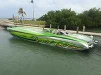 2013 Catamaran Speed Boat