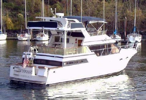 1989 Ocean Alexander 460