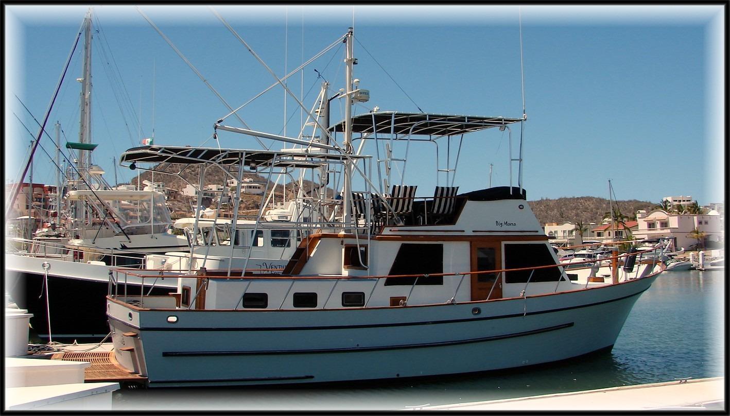 41' DeFever Passagemaker 41+Boat for sale!