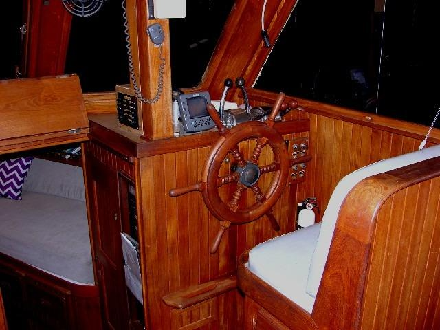 41' DeFever Passagemaker 41+Galley