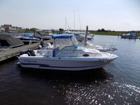 2001 Proline 22 Walk Around