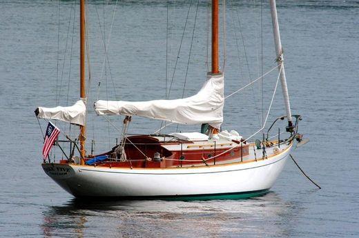 1952 Concordia Yawl