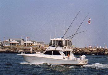 1988 Henriques 44 Sportfish