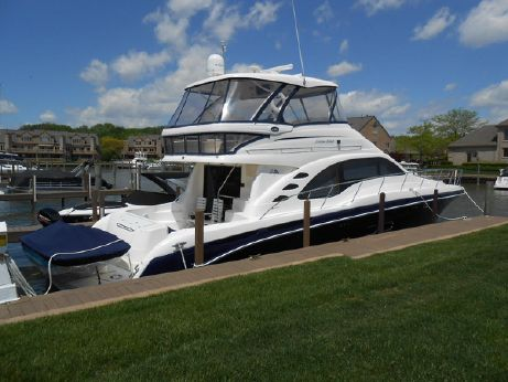 2005 Sea Ray 580/550 Sedan Bridge