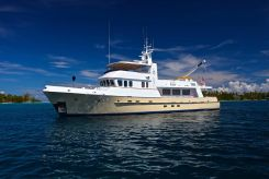 2001 Proteksan-Turquoise Trawler