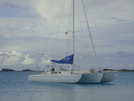 1998 Multicross Custom 50 Trimaran
