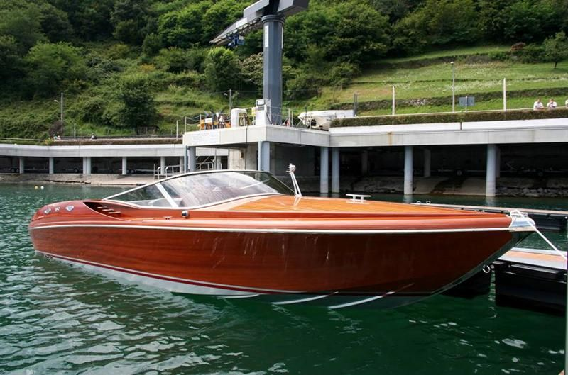 2017 italian yard classic runabout 23 39 power boat for sale for Runabout boats with outboard motors