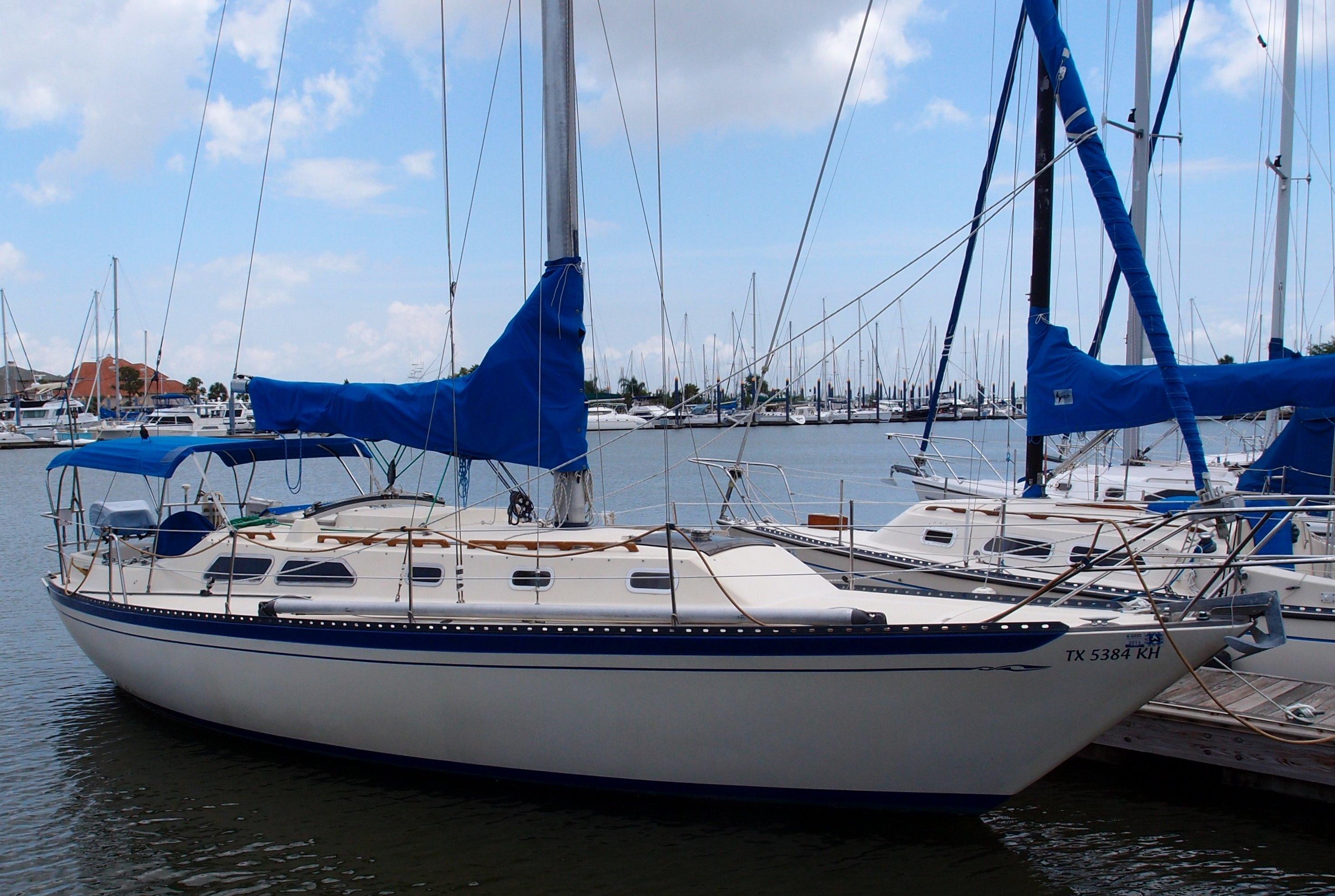 1977 Islander 36 Sail Boat For Sale - www.yachtworld.com